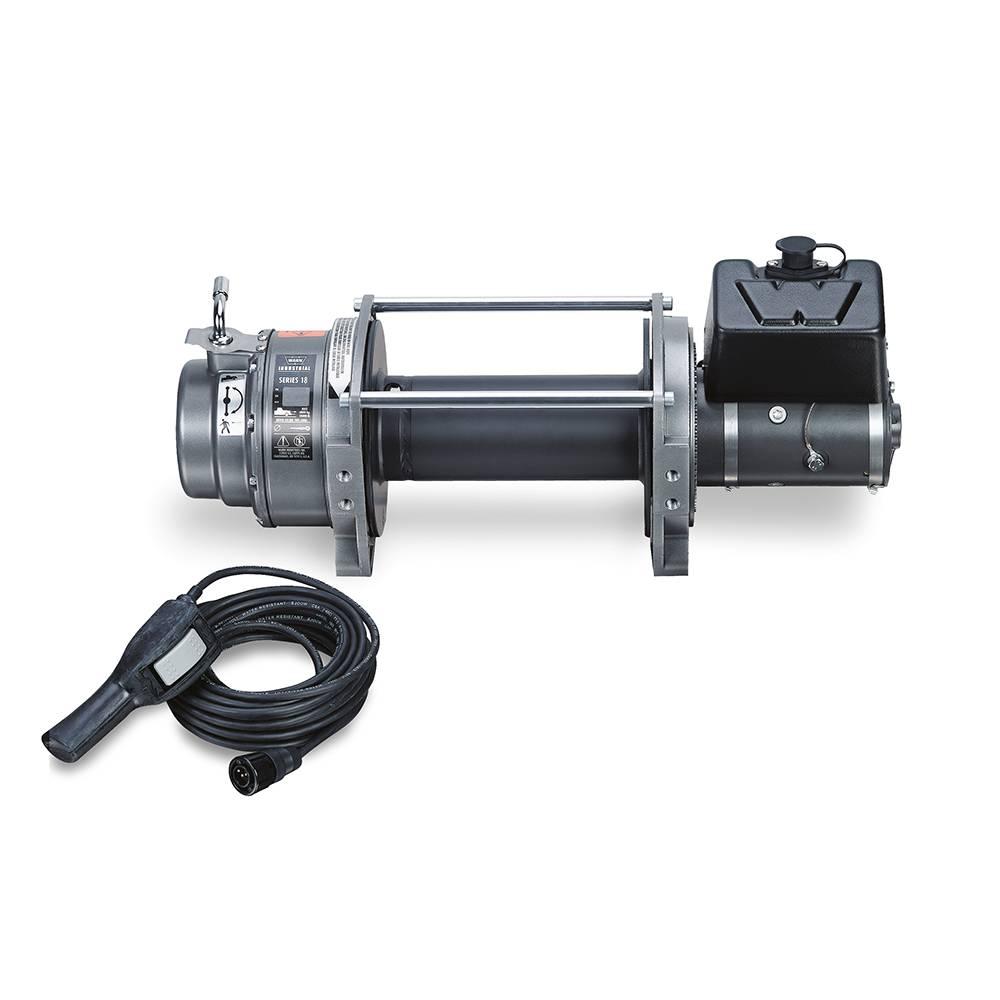 Warn Series 18 24V 8210Kg 24 VDC 25m / 12mm