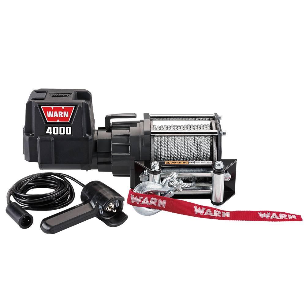 Warn 4000 Utility DC 1810 KG 13m/5,5mm