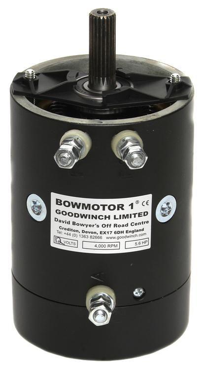 Bowmotor 1 12V 5.6PK