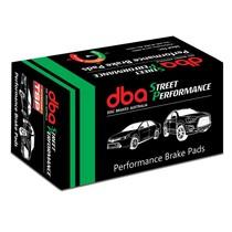 DBA Remblokken achterkant Sport Type