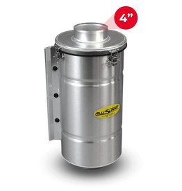 Allisport 4 inch Aluminium luchtfilter huis