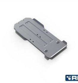 Rival TOYOTA LC150 / FJ CRUISER / LEXUS GX460 Skid Plate alu 6mm versnellingsbak en tussenbak