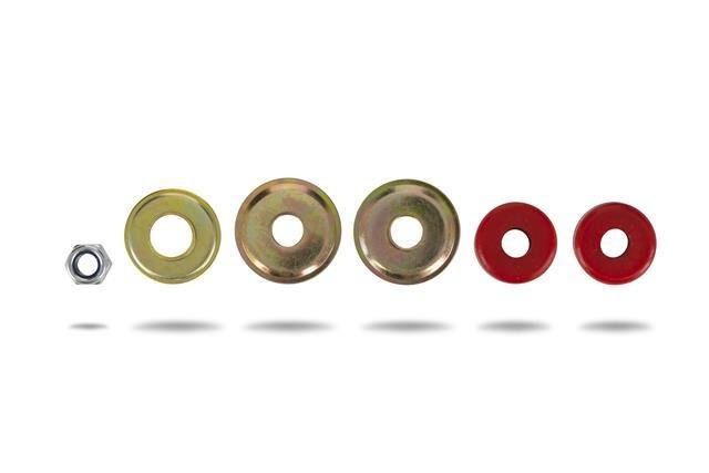 Pedders Suspension Heavy Duty Schokdemper Pin Kit (per stuk)