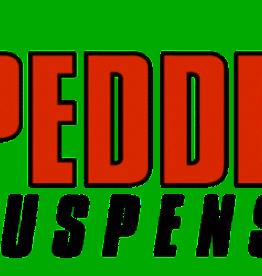Pedders Suspension 23mm D-polyurethaan bus, voor 35mm high bracket