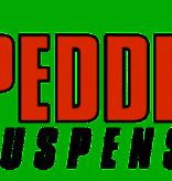 Pedders Suspension 26mm D-polyurethaan bus, voor 35mm high bracket