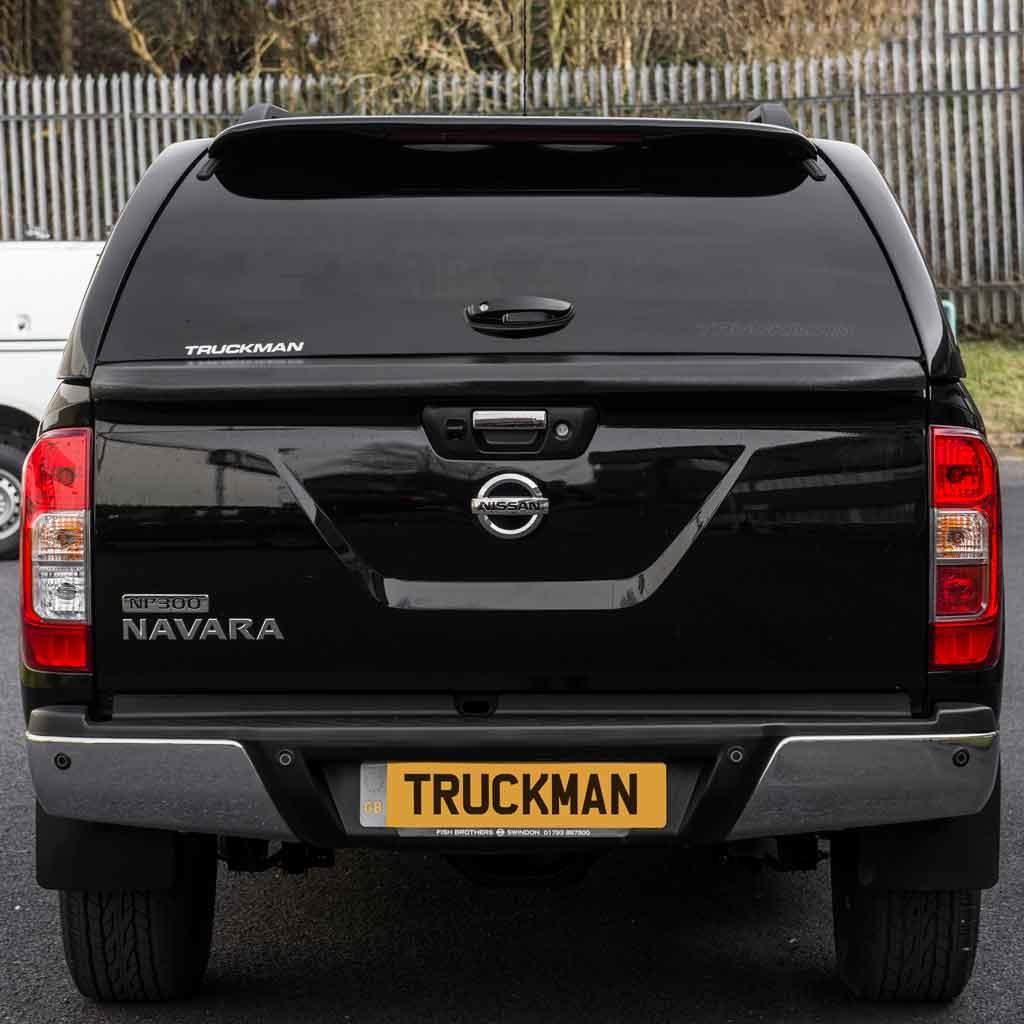 Grand Hardtop voor Nissan NP300 (D23 Navara Navara) (2016 en nieuwer)