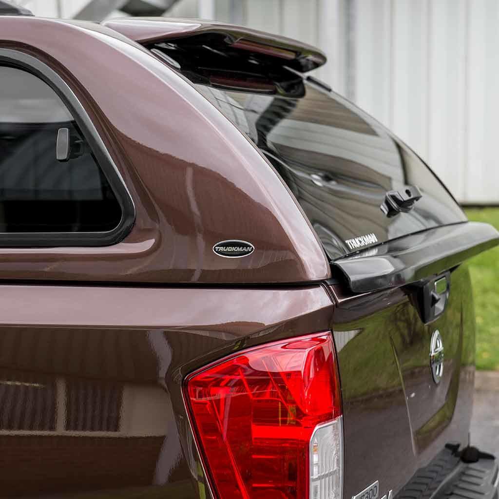 GLS Hardtop Nissan NP300 (D23 Navara Navara) (2016 en nieuwer)