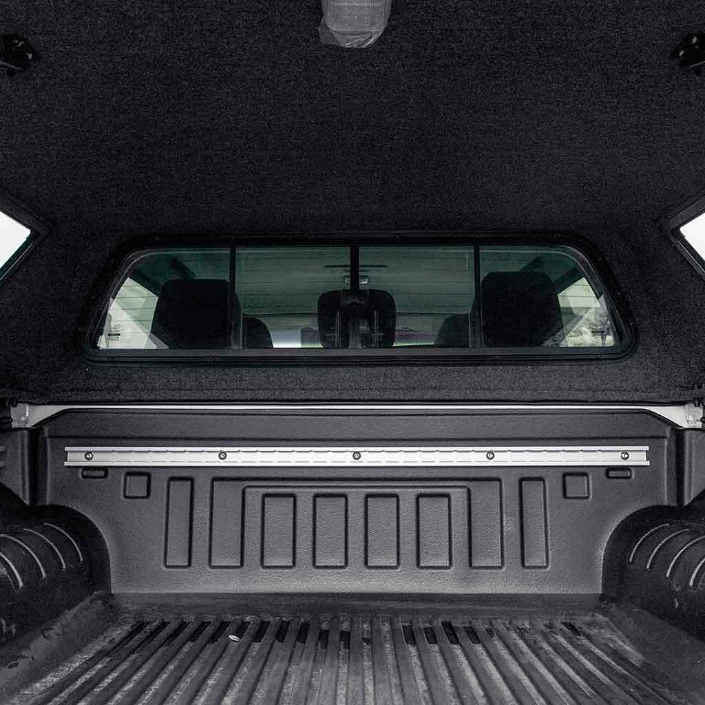 Max Hardtop Glij-ramen Nissan NP300 (D23 Navara) (2016 en nieuwer)