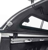 Truckman Max Hardtop Glij-ramen Nissan NP300 (D23 Navara) (2016 en nieuwer)