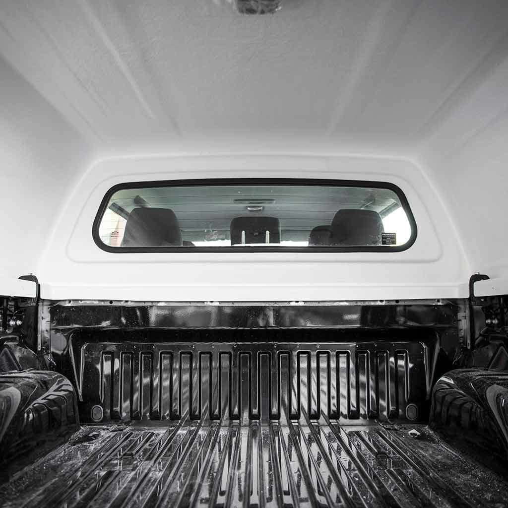 RS Hardtop Met Glazen Deur NP300 (D23 Navara) (2016 en nieuwer)