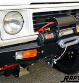Raptor 4x4 Rechthoekige Winchbumper Suzuki Samurai (Aluminium)