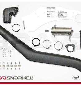 Bravo Snorkel SNORKEL MITSUBISHI L200 ML / MN (2006 - 2015) / PAJERO SPORT (2008 - 2015)