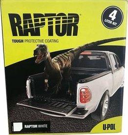 Raptor Liner Raptor 4 Liter WIT