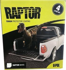 Raptor Liner Raptor 4 Liter - Tintable WIT