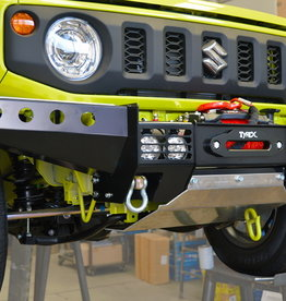 Raptor 4x4 FRONT SQUARED WINCH BUMPER ST MODEL FOR JIMNY