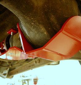 Raptor 4x4 Rear diff guard Suzuki Jimny (+2012)