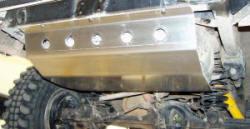 Raptor 4x4 ACHTER TANKBESCHERMING TOYOTA KZJ70 LJ70