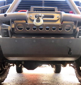 FRONT SKID PLATE MERCEDES G