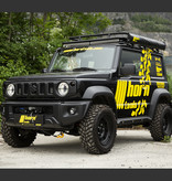 Horntools Suzuki Jimny GJ + 20 mm veer-kit met certificaat TREKFINDER®