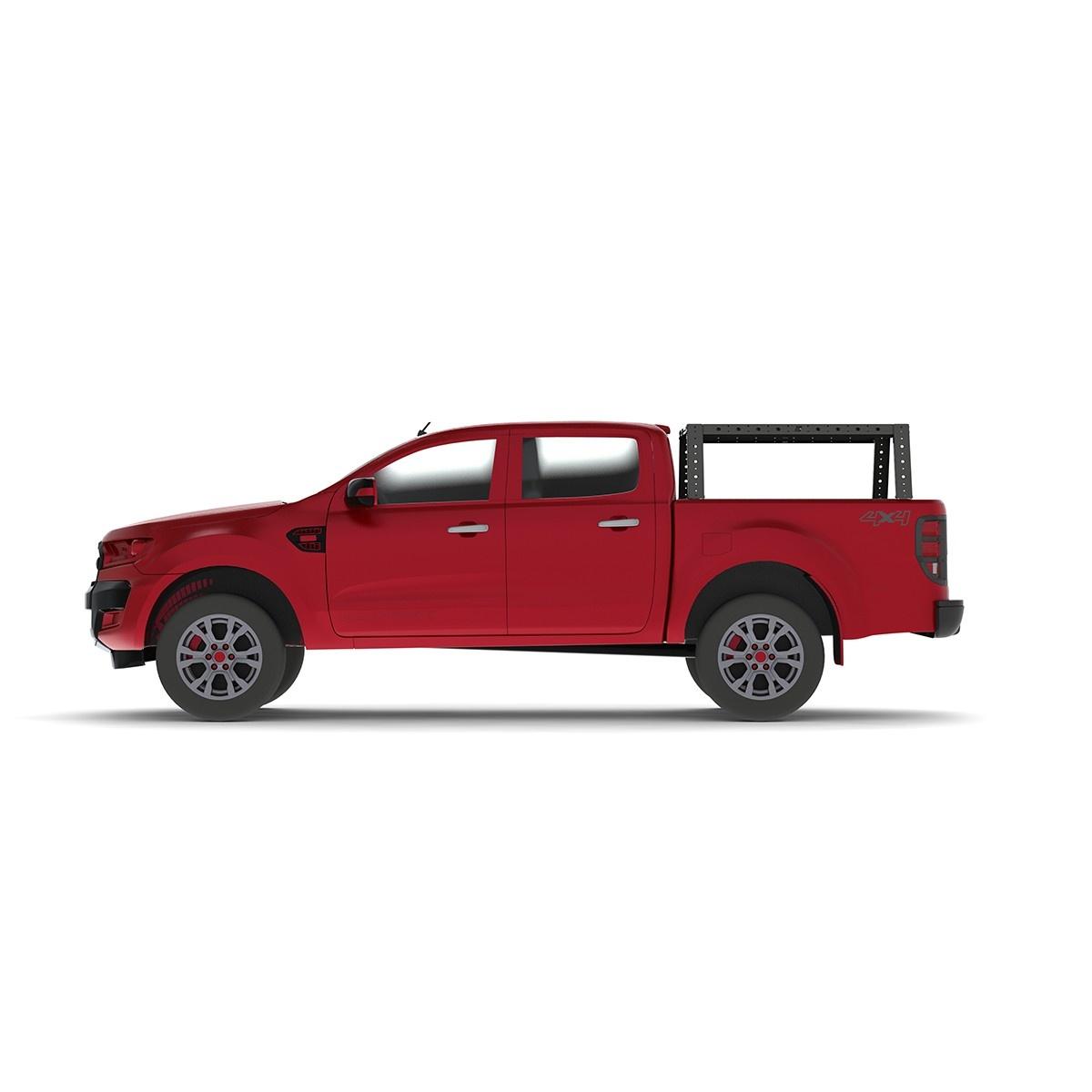 Horntools B-Rack Mid Top Plus XtraCab PickUp 50cmx155cm Bedrek Extra Cab