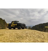 Horntools Mitsubishi L200 Pedders TrakRyder Extra Heavy Duty FoamCell-ophangingsset + 35 mm GVM +