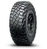 33x12.5-15 BFGoodrich Mud-Terrain T/A KM3 108Q Black Side Wall!!!