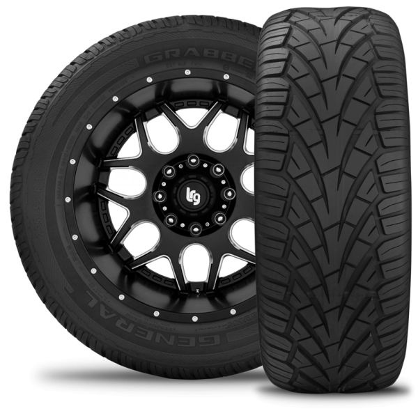 275/70-16 General Grabber UHP 114T