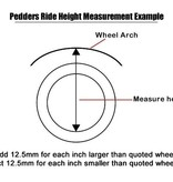 Pedders 2 Inch Lift Kit. With Improved Ride & Assembled Foam Cell Struts. Isuzu D-Max 2017+