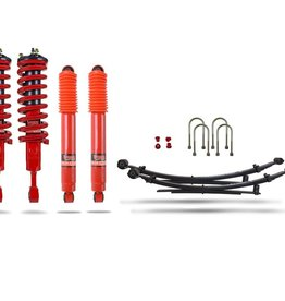 pedders Pedders 2 Inch Suspension Lift Kit. With Improved Ride & Assembled struts. Ford Ranger 2011-2018