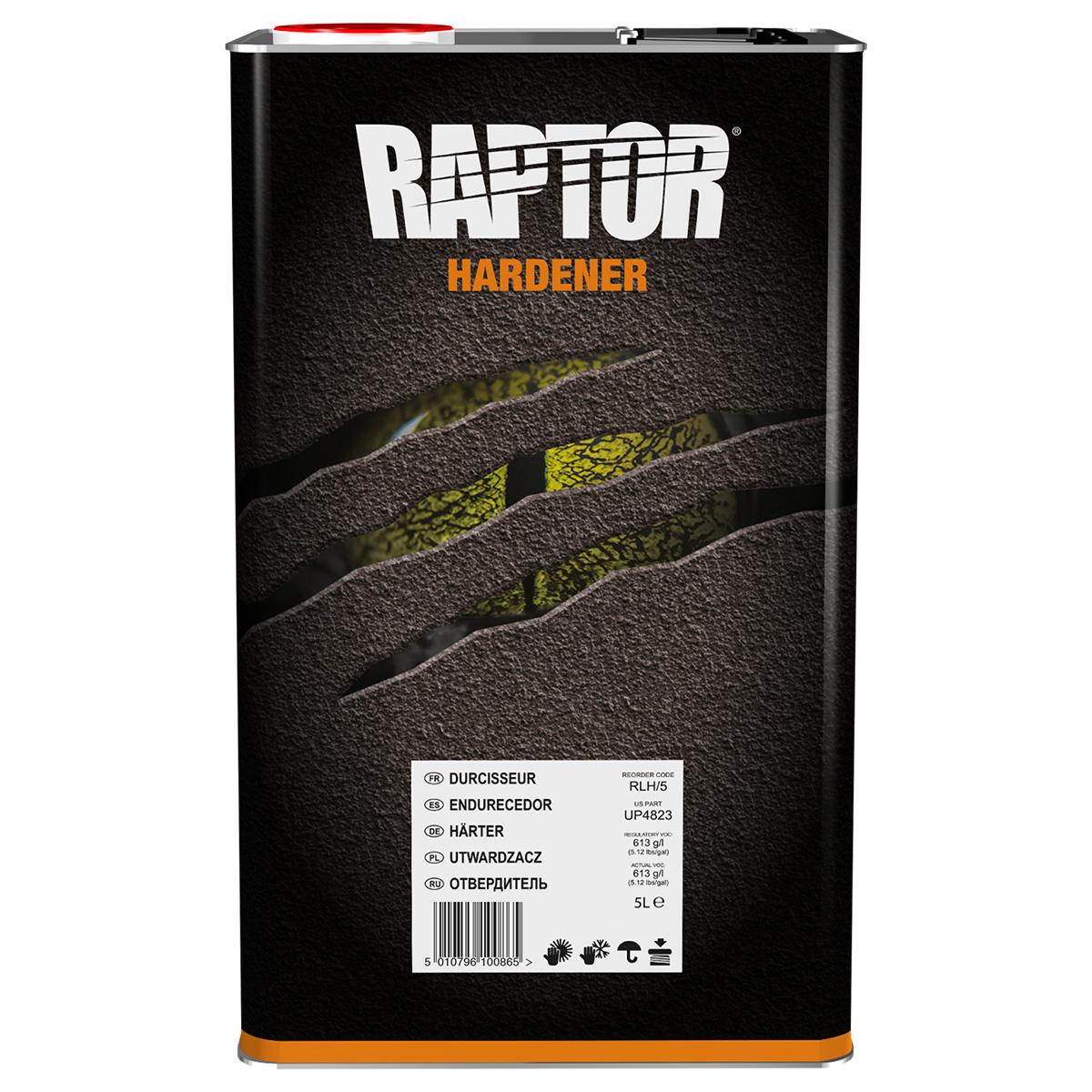 Raptor Liner RAPTOR LINER 5 LITER VERHARDER