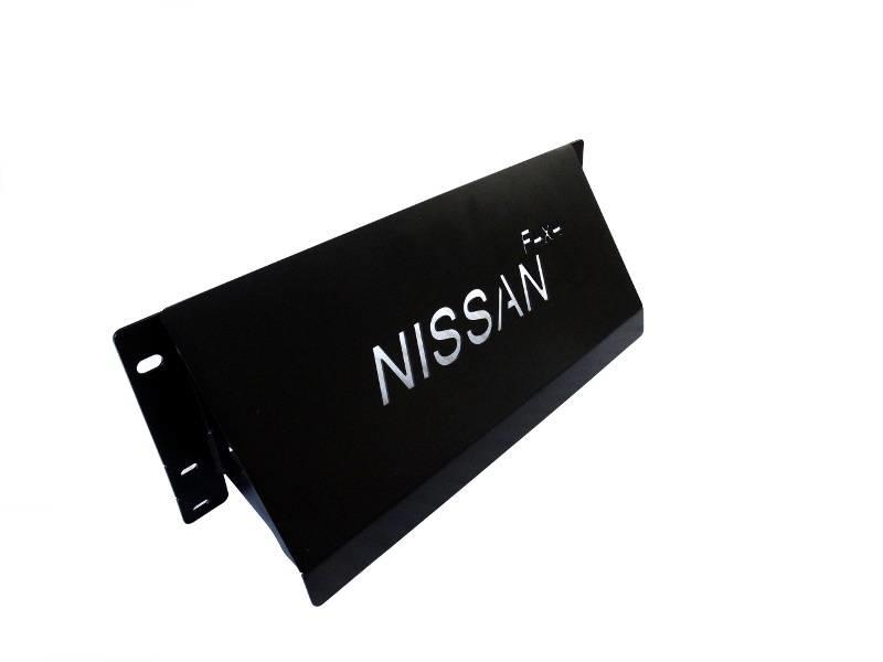 MOTOR-BESCHERMPLAAT  VOOR F4x4 NISSAN PATROL