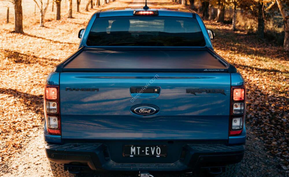 Roleta Mountain Top EVO M - Ford Ranger (2012 - 2016 - 2019 -) Rollcover