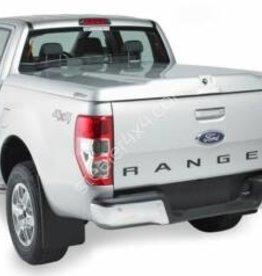 Tonneau cover (ABS) - Ford Ranger (2012 - 2016 - 2019 -)
