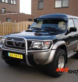 Zonneklep Nissan Patrol Y61