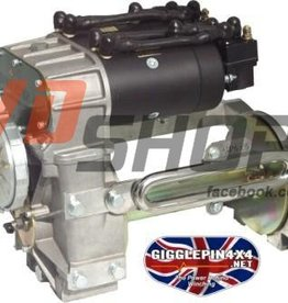 Gigglepin GP80 SERIES MK5 TWIN MOTOR WINCH