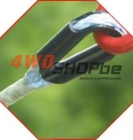 Goodwinch Bow rope 10mm x 23m (75') ready rigged with safety hook