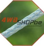 Bow rope 10mm x 23m (75') ready rigged with safety hook