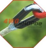 Bow rope 11mm x 38m (125') ready rigged with safety hook