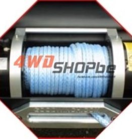 Goodwinch Bow rope 11mm x 46m (150') ready rigged with safety hook