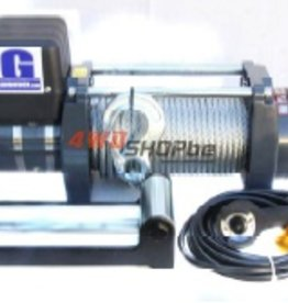 Goodwinch TDS/KDS-10.0c with solenoid pack, 10,000 lbs (4.5ton) 12v