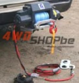 Bak Rak Winch Mount fitted with TDS-9.5i