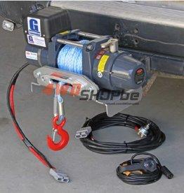 Portable TDS-8.5 (4ton) Short Drum bak-rak tow ball mounting kits