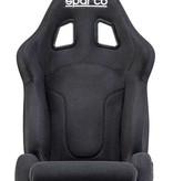 Sparco R600 Zwart Stof