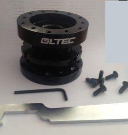 L-Tec Stuur Adapter Verstelbaar