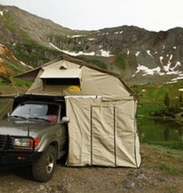 Eezi Awn Xklusive 1600 ROOFTOP TENT 1600 X 2440 X 1300 ADD ON ROOM