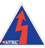 L-Tec Sticker Hoofdstroom