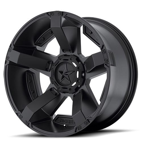 KMC Wheels Rockstar II - Black