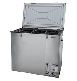 125L Fridge Freezer