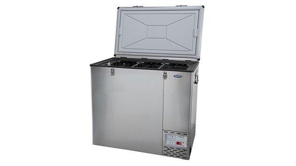 National Luna 125L Fridge Freezer 12/24/220 Volt