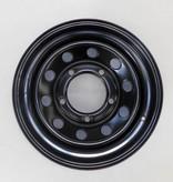 Tyrex 7X16 + 8 Modular Zwart Velg